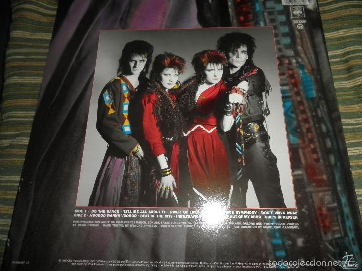 Discos de vinilo: TRANCE DANCE - A HO HO LP - ORIGINAL HOLANDES - CBS 1986 CON FUNDA INT. ORIGINAL - MUY NUEVO(5) - Foto 2 - 57676527