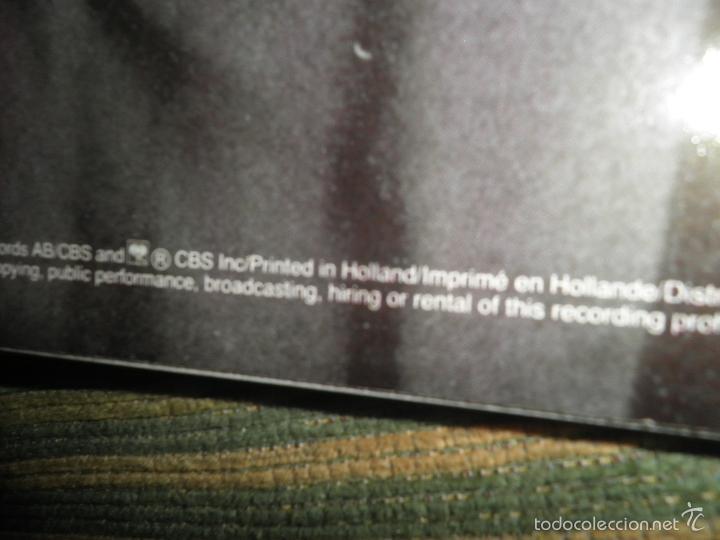 Discos de vinilo: TRANCE DANCE - A HO HO LP - ORIGINAL HOLANDES - CBS 1986 CON FUNDA INT. ORIGINAL - MUY NUEVO(5) - Foto 3 - 57676527