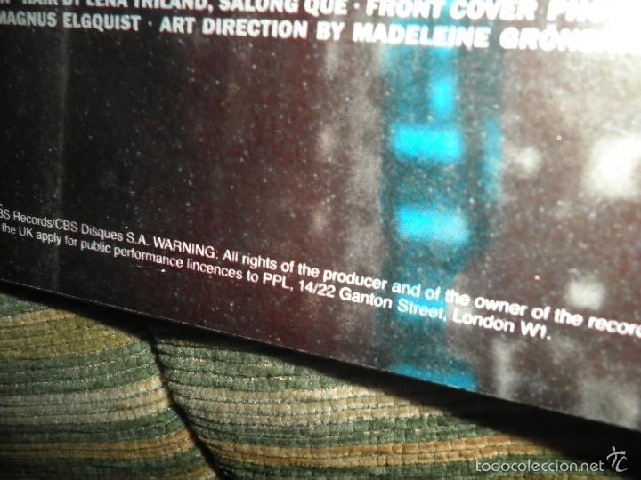 Discos de vinilo: TRANCE DANCE - A HO HO LP - ORIGINAL HOLANDES - CBS 1986 CON FUNDA INT. ORIGINAL - MUY NUEVO(5) - Foto 4 - 57676527