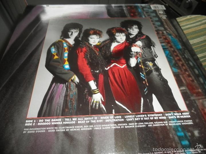 Discos de vinilo: TRANCE DANCE - A HO HO LP - ORIGINAL HOLANDES - CBS 1986 CON FUNDA INT. ORIGINAL - MUY NUEVO(5) - Foto 6 - 57676527