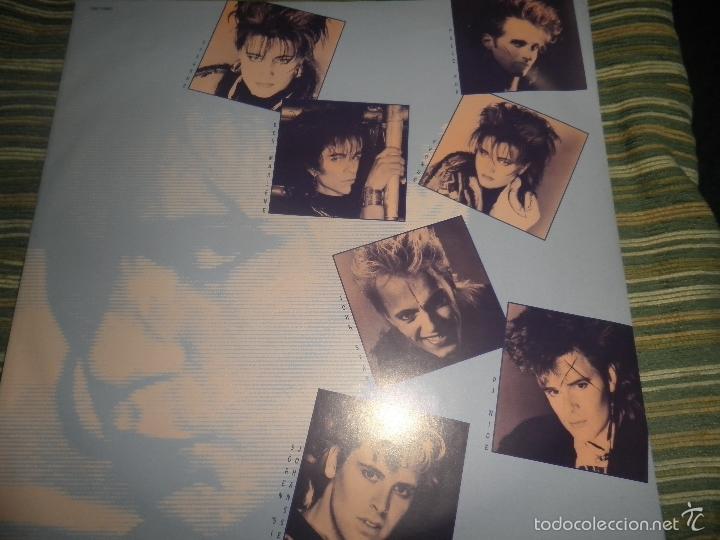 Discos de vinilo: TRANCE DANCE - A HO HO LP - ORIGINAL HOLANDES - CBS 1986 CON FUNDA INT. ORIGINAL - MUY NUEVO(5) - Foto 8 - 57676527