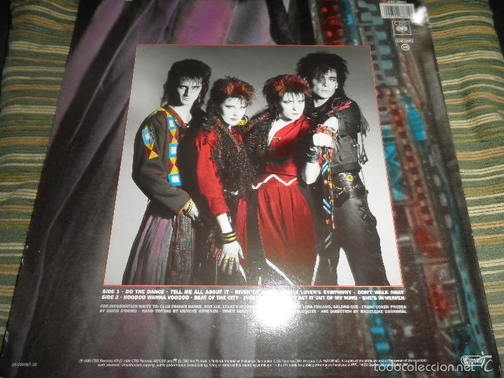 Discos de vinilo: TRANCE DANCE - A HO HO LP - ORIGINAL HOLANDES - CBS 1986 CON FUNDA INT. ORIGINAL - MUY NUEVO(5) - Foto 18 - 57676527