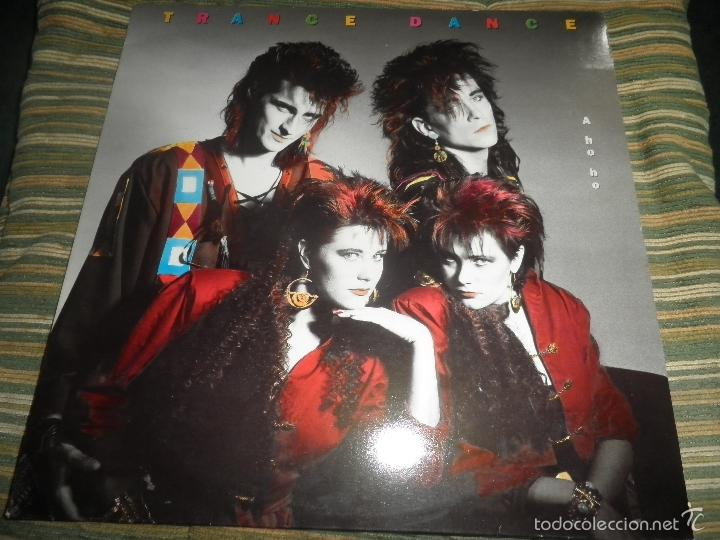 Discos de vinilo: TRANCE DANCE - A HO HO LP - ORIGINAL HOLANDES - CBS 1986 CON FUNDA INT. ORIGINAL - MUY NUEVO(5) - Foto 19 - 57676527