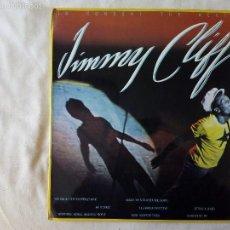 Discos de vinilo: JIMMY CLIFF, IN CONCERT THE BEST OF (HISPAVOX) LP ESPAÑA. Lote 57678686