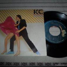 Discos de vinilo: KC & THE SUNSHINE BAND. Lote 57683427