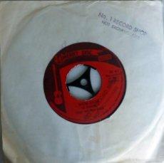 Disques de vinyle: MERRYMEN. BARNABAS/ BUM BUM. MERRY DISC, UK (PROMOCIONAL) CALYPSO-REGGAE. Lote 57684085