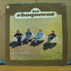 Discos de vinilo: LOS CHOQUEROS - IDEM - NOVOLA-ZAFIRO ZLF-818 - 1978. Lote 57684562
