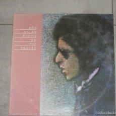 Discos de vinilo: BOB DYLAN - BLOOD ON THE TRACKS - CBS - SPAIN - 1975 - REF CBS 32388 - IBL -. Lote 57686054