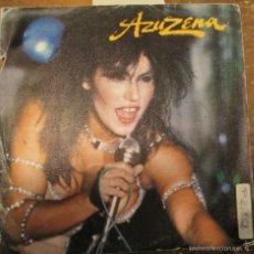 Discos de vinilo: AZUCENA - ROMPERAS SU CORAZON- SINGLE 1989 - AOR - HARD HEAVY. Lote 57686141