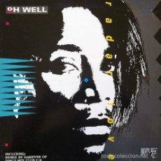 Discos de vinilo: OH WELL - RADAR LOVE . MAXI SINGLE . 1990 EMI ELECTROLA. Lote 160557181