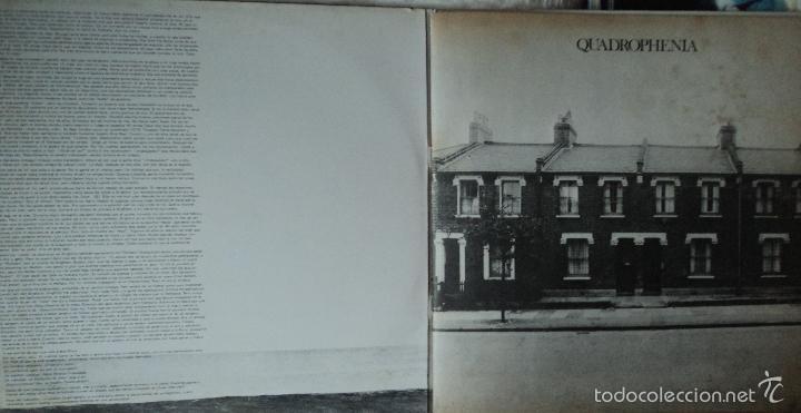Discos de vinilo: The Who - Quadrophenia - Edición de 1974 de España - Doble y con Libreto - Foto 3 - 57711429