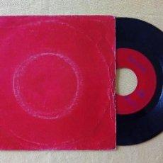 Disques de vinyle: RICH KIDS, IDEM + EMPTY WORDS (EMI 1978) SINGLE ESPAÑA - SEX PISTOLS. Lote 57711457