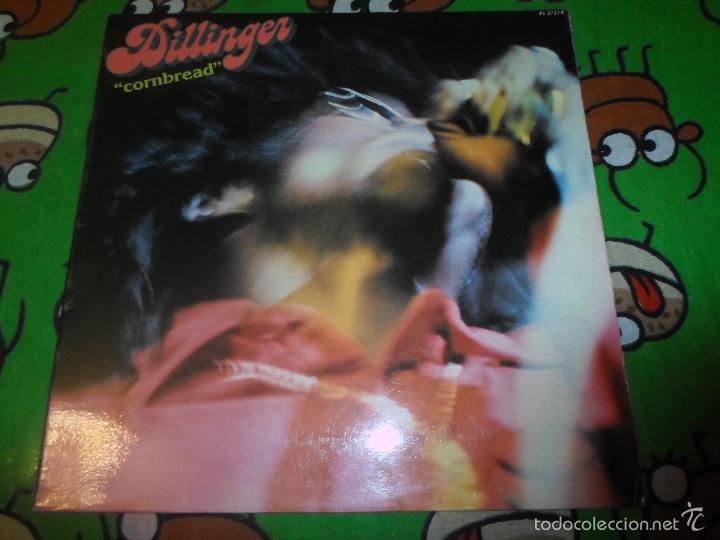 DILLINGER CORNBREAD (Música - Discos - LP Vinilo - Reggae - Ska)