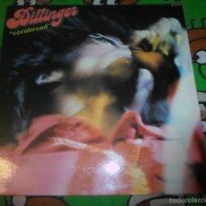 Discos de vinilo: DILLINGER CORNBREAD. Lote 57719151
