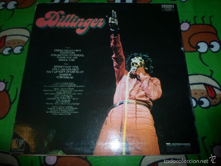 Discos de vinilo: DILLINGER CORNBREAD - Foto 3 - 57719151