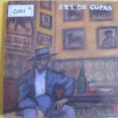 Discos de vinilo: LP - REY DE COPAS - MISMO TITULO (SPAIN, DISCOS DRO 1987). Lote 57732969