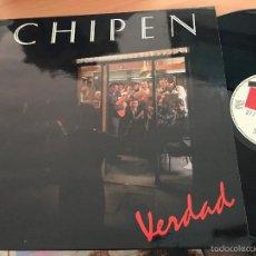 Discos de vinilo: CHIPEN (VERDAD) LP ESPAÑA 1990 (VINC). Lote 57734220