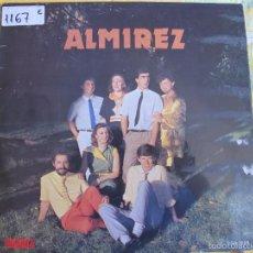 Discos de vinilo: LP - ALMIREZ - MISMO TITULO (SPAIN, DISCOS PASARELA 1984). Lote 57734860