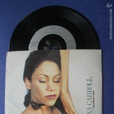 Discos de vinilo: DINA CARROLL - THE PERFECT YEAR + HERE RADIO EDIT SINGLE 1993 UK. Lote 57736681