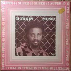Discos de vinilo: D TRAIN-MUSIC, PRELUDE RECORDS-549 041. Lote 57742122