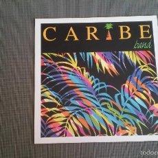 Discos de vinilo: CARIBE BAND -LP.EDIGAL. Lote 57749531