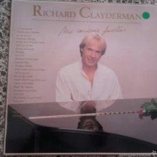 Discos de vinilo: RICHARD CLAYDERMAN. Lote 57751144