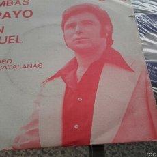 Discos de vinilo: EL PAYO. Lote 57751192