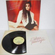 Discos de vinilo: SILVIA PANTOJA - 18 PRIMAVERAS - LP - EMI 1987 SPAIN CON PRESENTACION - RARE - N MINT. Lote 57754710