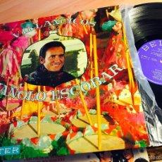 Discos de vinilo: MANOLO ESCOBAR (VILLANCICOS) LP ESPAÑA 1969 (VINC). Lote 57755811