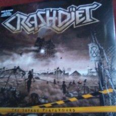 Discos de vinilo: CRASHDIET THE SAVAGE PLAYGROUND (PRECINTADO).. Lote 57757131