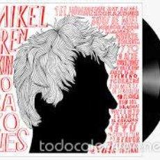 Discos de vinilo: MIKEL ERENTXUN - CORAZONES - DOBLE VINILO A ESTRENAR. Lote 57758843
