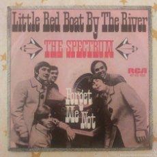 Discos de vinilo: THE SPECTRUM LITTLE RED BOAT BY THE RIVER EDICION ALEMANA. Lote 57760276