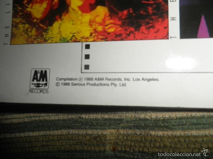Discos de vinilo: YOUNG EINSTEIN B.S.O. LP - ORIGINAL ALEMAN - A&M RECORDS 1988 CON FUNDA INT. ORIGINAL - - Foto 4 - 57761917
