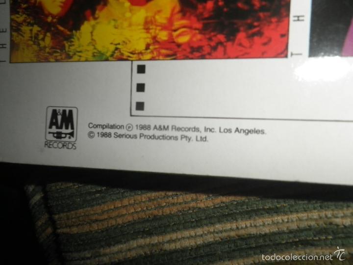 Discos de vinilo: YOUNG EINSTEIN B.S.O. LP - ORIGINAL ALEMAN - A&M RECORDS 1988 CON FUNDA INT. ORIGINAL - - Foto 5 - 57761917