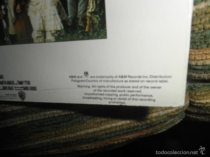 Discos de vinilo: YOUNG EINSTEIN B.S.O. LP - ORIGINAL ALEMAN - A&M RECORDS 1988 CON FUNDA INT. ORIGINAL - - Foto 6 - 57761917