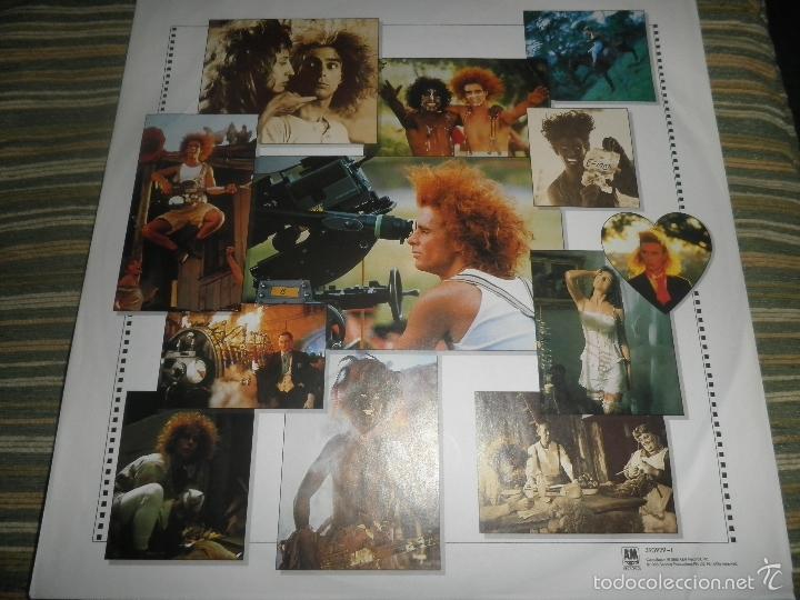 Discos de vinilo: YOUNG EINSTEIN B.S.O. LP - ORIGINAL ALEMAN - A&M RECORDS 1988 CON FUNDA INT. ORIGINAL - - Foto 13 - 57761917