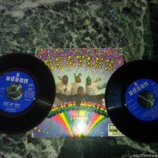 Discos de vinilo: MAGICAL MISTERY TOUR(1967).THE BEATLES.. Lote 57764821