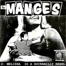 Discos de vinilo: MANGES/RAGGITY ANNE. Lote 57765627