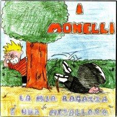 Discos de vinilo: I MONELLI – LA MIA RAGAZZA É UNA METALLARA. Lote 57765703
