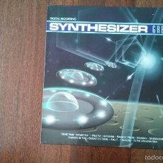 Disques de vinyle: SYNTHESIZER-GREATEST. Lote 57767847