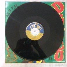 Discos de vinilo: MAXI JOE GIBBS RUNNINGS IRIE DENNIS BROWN MONEY IN MY POCKET VG+ CARPETA VG+ GENERICA . Lote 57773395