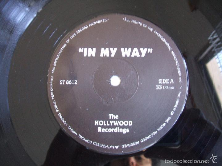 Discos de vinilo: ELVIS PRESLEY / IN MY WAY / LP - LAUREL - *RAREZA - Foto 5 - 56508132
