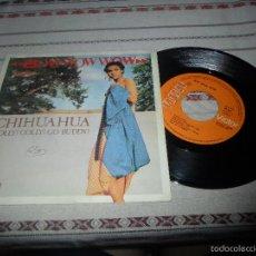 Discos de vinilo: BOWWOWWOW CHIHUAHUA. Lote 57794080