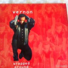 Discos de vinilo: 12 MAXI-VERNON-WRAPPED AROUND YOUR FINGER. Lote 57795312