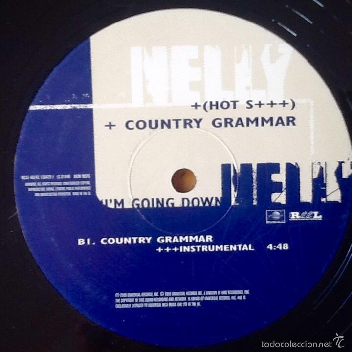Discos de vinilo: NELLY : COUNTRY GRAMMAR [EEC 2000] - Foto 2 - 57795502