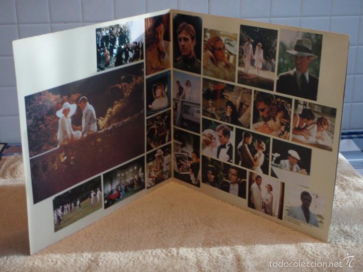 Discos de vinilo: THE GREAT GATSBY ENGLAND - 1974 LP33 PARAMOUNT - Foto 3 - 57799475
