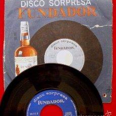 Discos de vinilo: LOS RELAMPAGOS - (EP FUNDADOR 1966) (NUEVO) RELAMPAGOS / ASTER NOVA / DIAMONDS /ESTEPAS. Lote 57804527