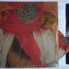 Discos de vinilo: YEASAYER - '' ALL HOUR CYMBALS '' LP + INNER + LINK USA 2009 SHRINK. Lote 57806322