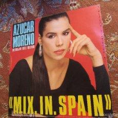 Discos de vinilo: AZUCAR MORENO MAXI SINGLE DE VINILO- TITULO DEBAJO DEL OLIVO CON 2 TEMAS- ORIGINAL DEL 88-NUEVO. Lote 58232320