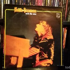 Discos de vinilo: KEITH EMERSON WITH THE NICE - S/T - 2 LP'S. Lote 57813375